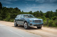 Neue Bilder: Bentley EXP 9 F Concept