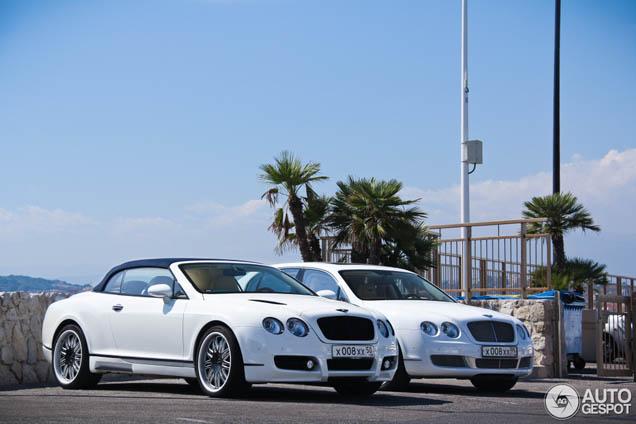 Bentley broertjes in haven Marbella gespot