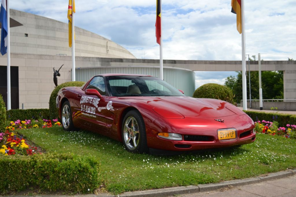 Evenement: Corvette Fame 2012