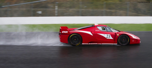 Fotoverslag: Ferrari Corse Clienti op Spa-Francorchamps