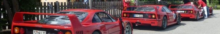 Evenement: Ferrari Club Duitsland eert Ferrari F40