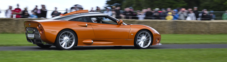 Goodwood Festival of Speed 2012: an extensive photo coverage