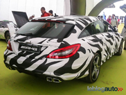 A new AMG model: The Mercedes-Bens CLS Shooting Brake