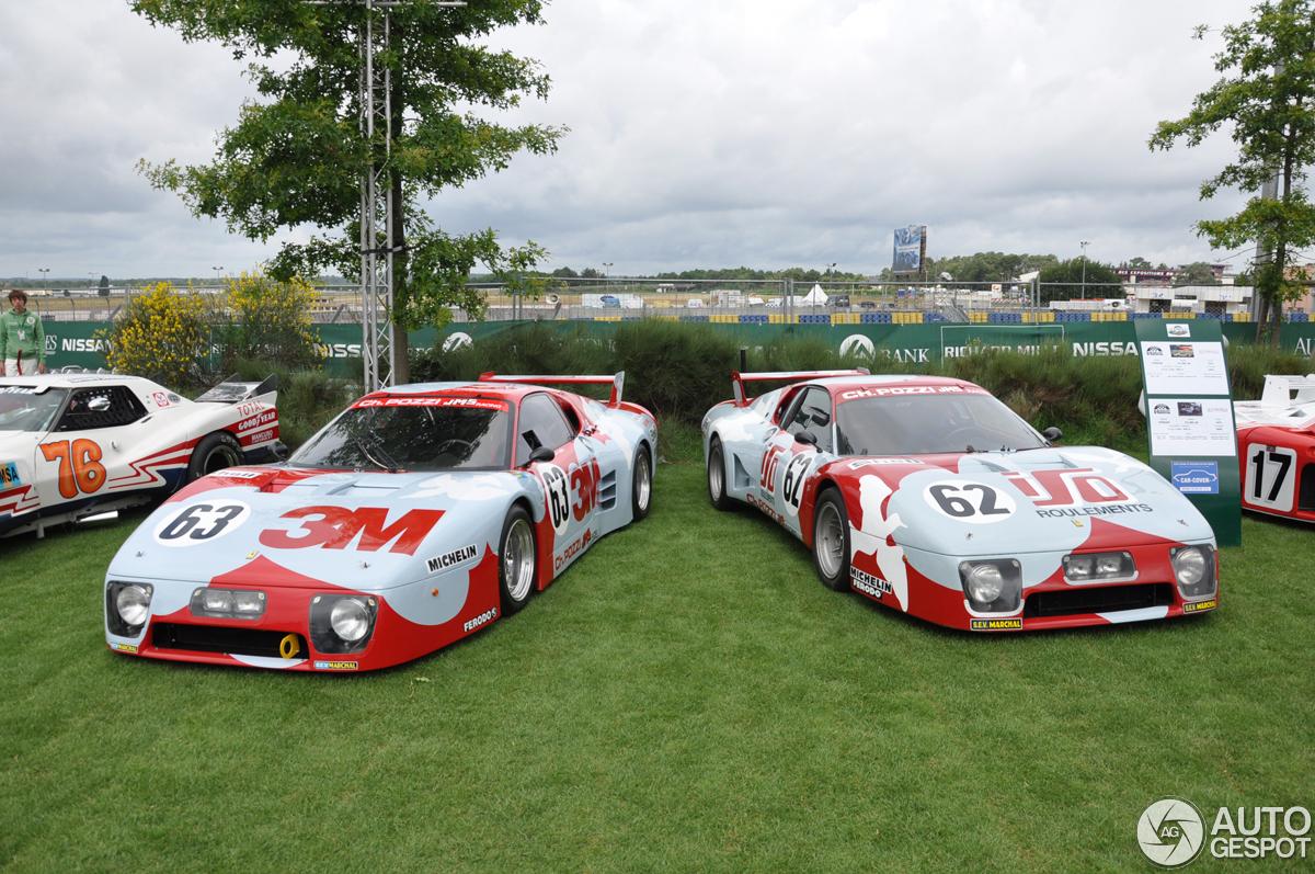 Le Mans Classic 2012: een absoluut hoogtepunt voor de autoliefhebber