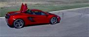 Filmpje: McLaren MP4-12C Spider