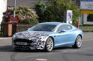 Spyshots: Aston Martin Rapide S