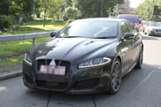 Jaguar XFR-S will come in november!