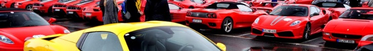 Evento: 35 años de Ferrari Club Deutschland