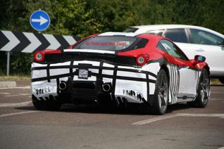 Hello Ferrari 458 Monte Carlo, see you in Frankfurt!