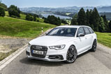 ABT AS6-R more powerful than the Audi RS6 Avant C7