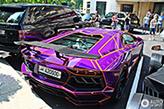Background story: the tuned Aventador van Nasser Al-Thani