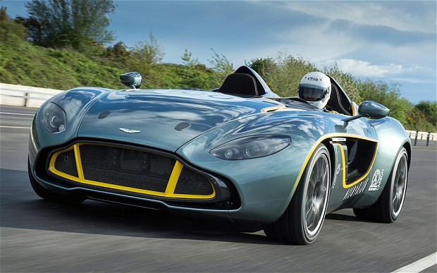 Aston Martin en AMG beginnen een samenwerking