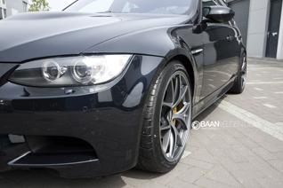BMW M3 Sedan E90 op BBS FI velgen