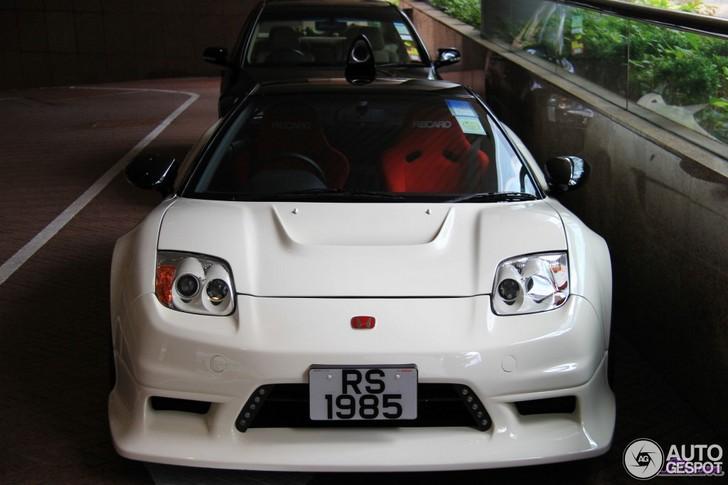 Honda NSX-R GT is Honda's finest