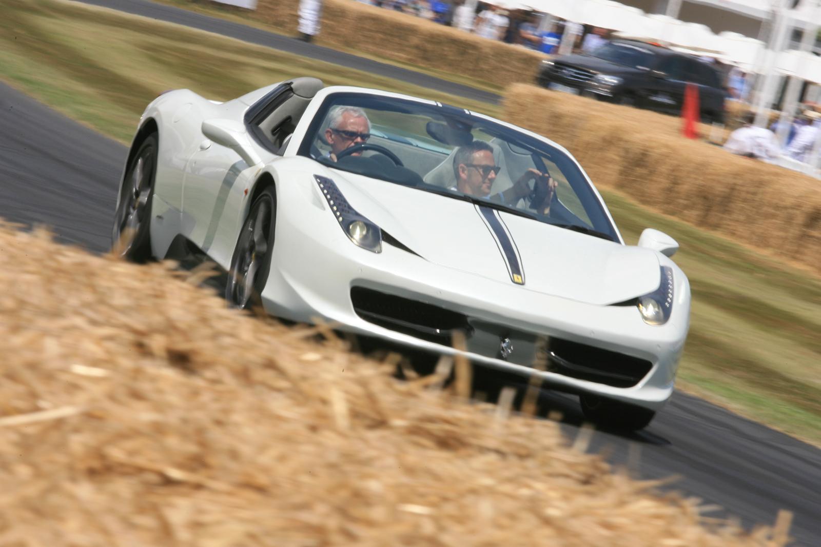 Goodwood 2013: Ferrari