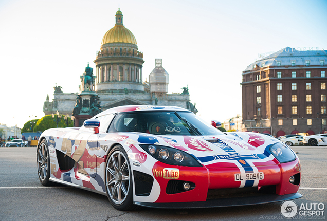 Gumball 3000 2014: from Miami to Ibiza!