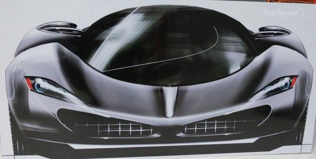 Daar is er weer een: een nieuwe Veyron-rivaal!