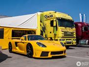 Porsche Carrera GT Königseder labai keista!