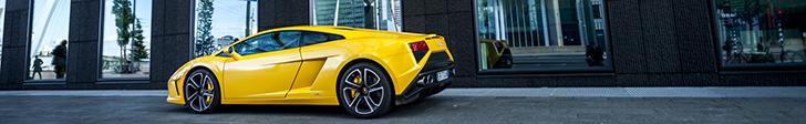 Jazda próbna: Lamborghini Gallardo LP560-4 2013