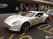 Retas Aston Martin One-77 Q-Serijos pastebetas Londone!