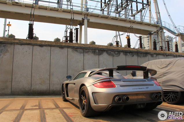 Gespot in China: Gemballa Mirage GT!