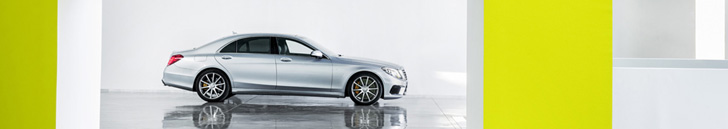 Official: Noul Mercedes-Benz S 63 AMG