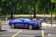 Pirmas Rolls-Royce Wraith pastebetas Londone!