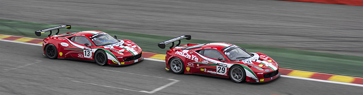 Foto reportaža: Kronos Events na stazi Spa Francorchamps