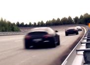 Mercedes keeps on teasing the AMG GT!