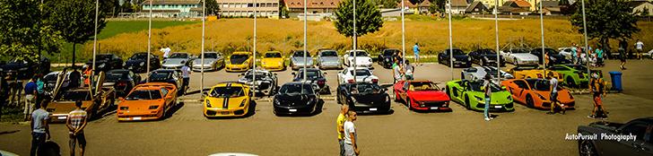 Događaj: Cars & Coffee u Švajcarskoj