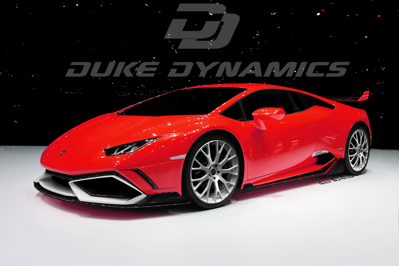 Duke Dynamics Comes Up With A Second Version Of The