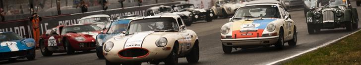 Le Mans Classic 2014: ludnica