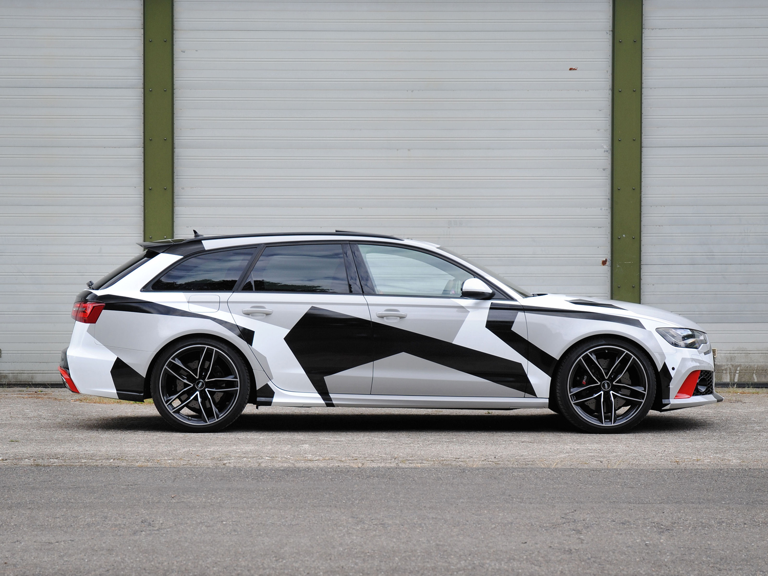 Exact Copy Of Jon Olsson S Rs6 Is Driving Around In The