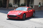 Mysteriöser Ferrari California T-Erlkönig gespottet