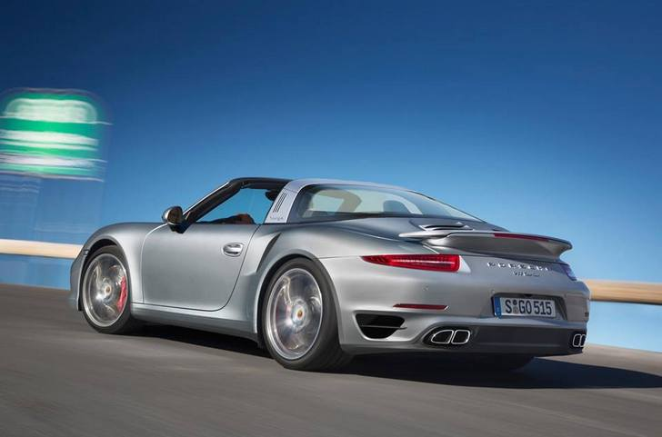 Rumor Porsche 991 Targa Will Also Come In A Turbo Version
