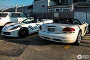Deux convertibles purement américaines