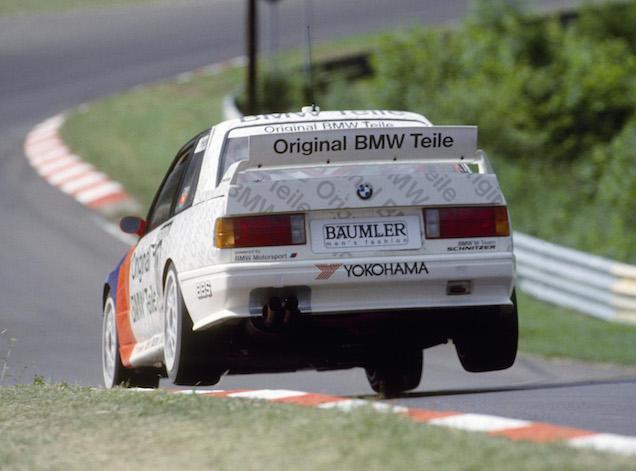 Prachtig filmpje over de BMW E30 DTM