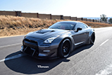The first Liberty Walk GT-R arrived in South-Africa