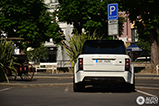 Nieuwe Range Rover Onyx is net zo dik als zijn voorganger