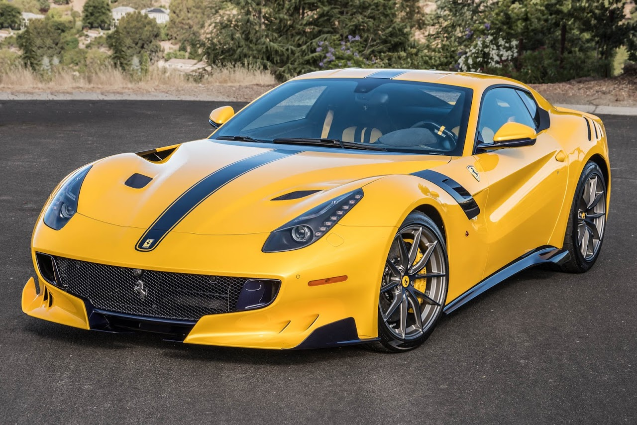 Unique Ferrari F12tdf Delivered