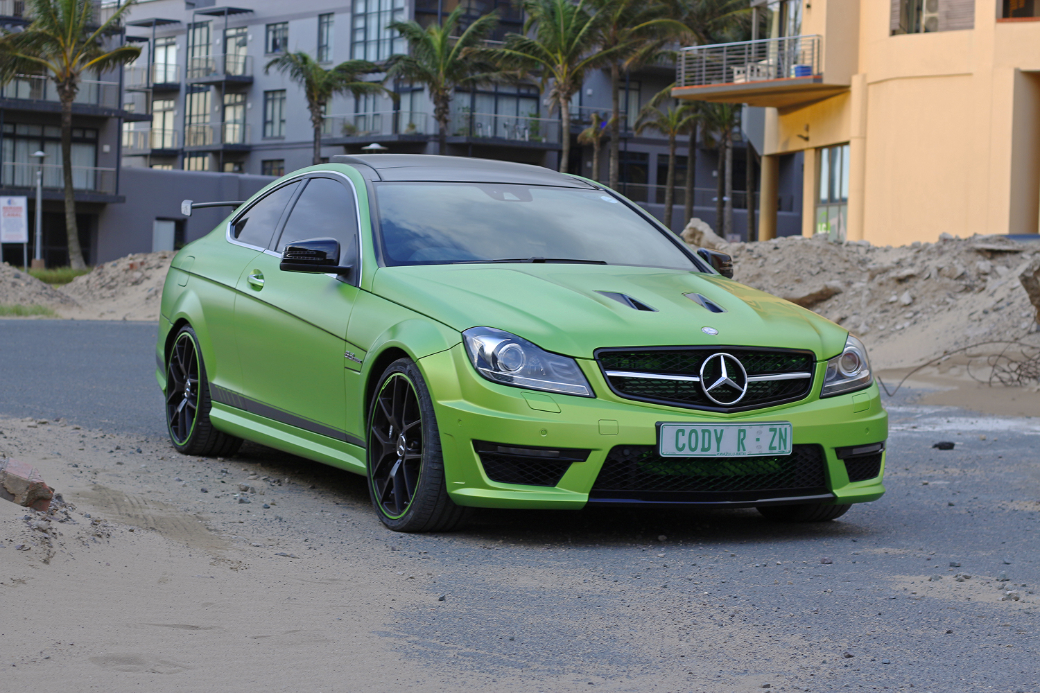 Fotoshoot Mercedes Benz C 63 Amg Coup 233 Legacy Edition