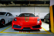 """Ferrari 430 Scuderia trong vụ Dũng """"Mặt Sắt"""" bất ngờ xuất hiện ở Sài"""