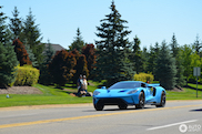 Topspot: The new Ford GT in Detroit