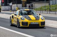 Primer avistamiento: Porsche 991 GT2 RS