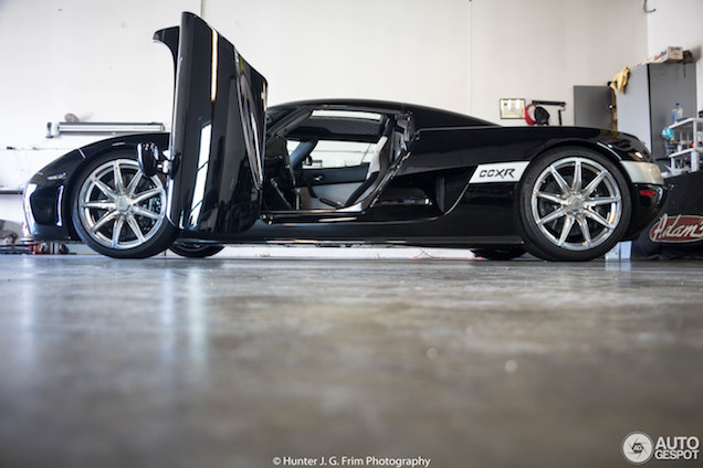 Topspot: Koenigsegg CCXR