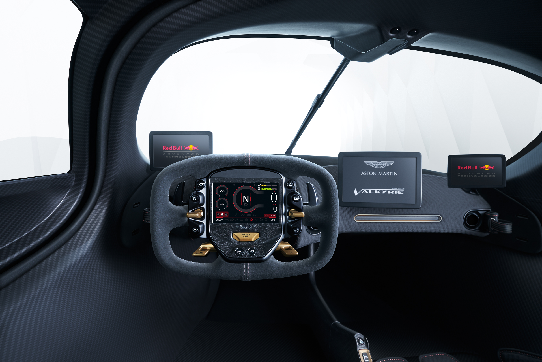 News From Gaydon Aston Martin Valkyrie