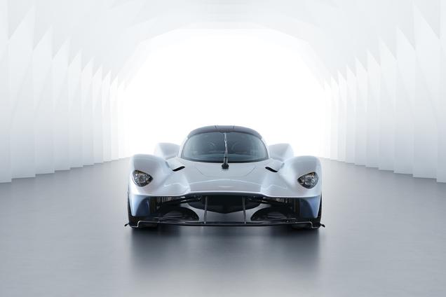 News from Gaydon: Aston Martin Valkyrie