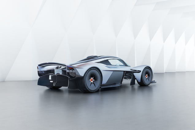 News from Gaydon: Aston Martin Valkyrie
