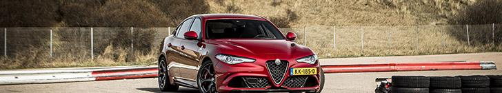 Gereden: Alfa Romeo Giulia Quadrifoglio
