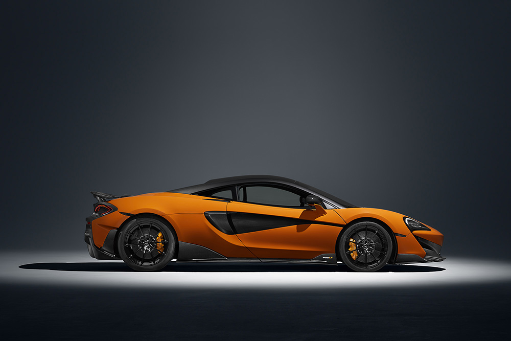 World debut for new McLaren 600LT at Goodwood FoS